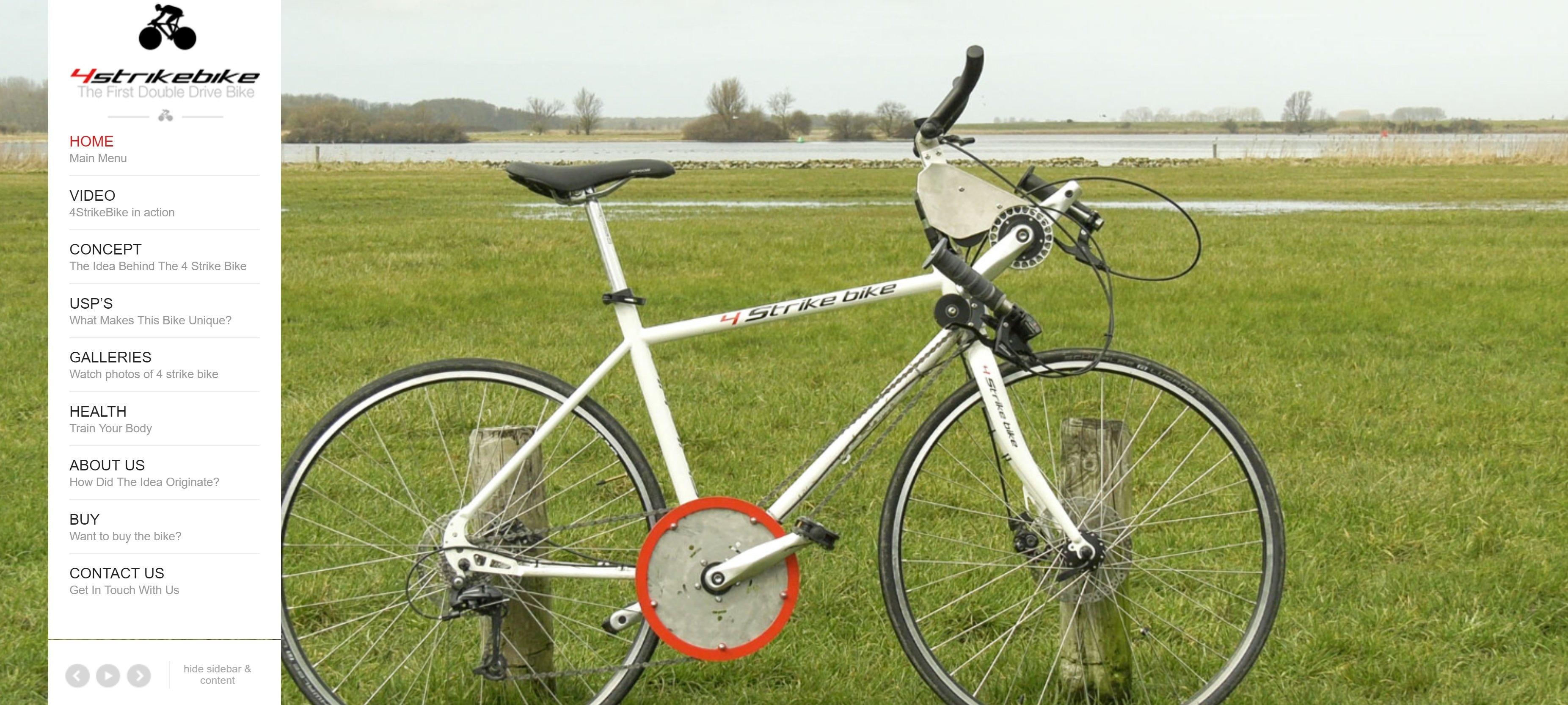 Onderhoud 4 Strike Bike