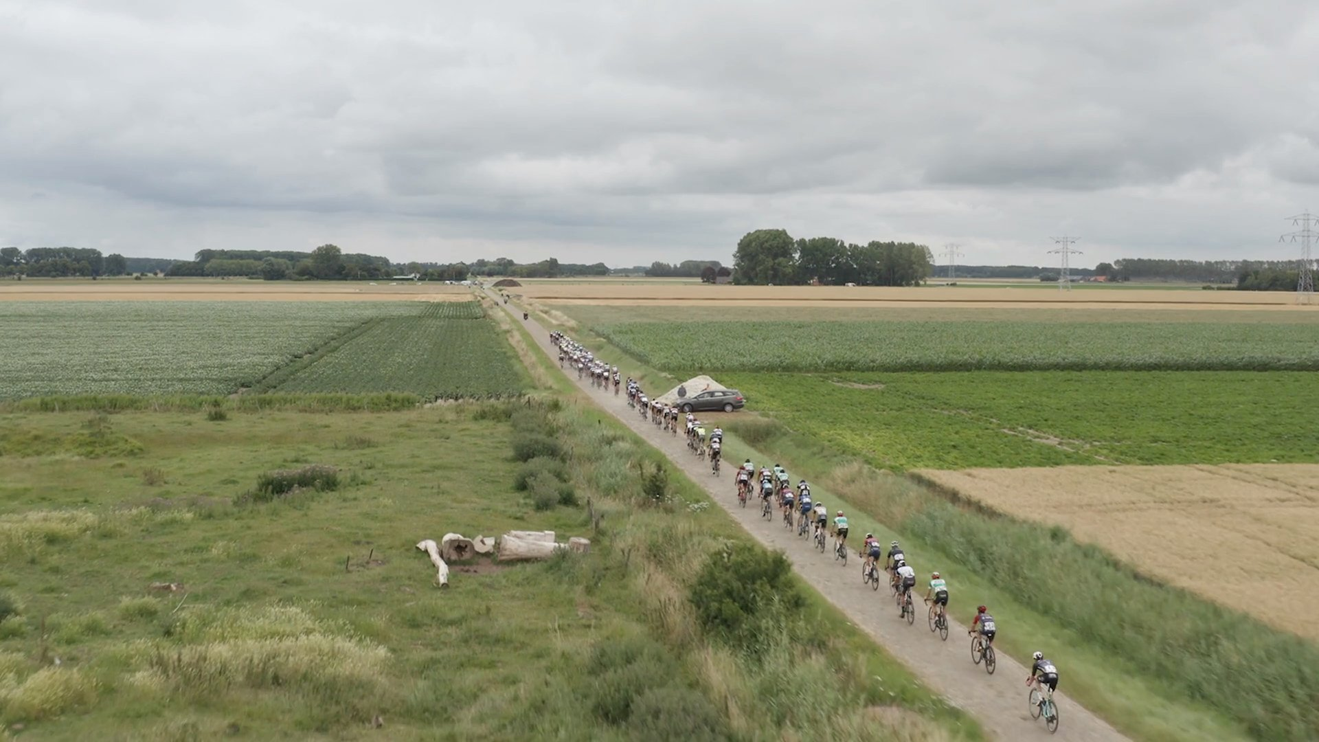 Video H4A Internationaal Beloften Weekend stage 2
