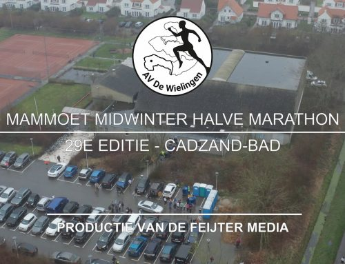 Video 29th Mammoet Midwinter Halve Marathon Cadzand-Bad