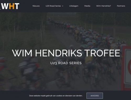 Website Wim Hendriks Trofee