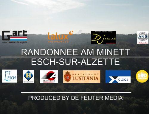Video Randonnée am Minett 2020
