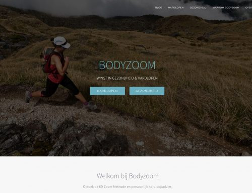 Website Bodyzoom