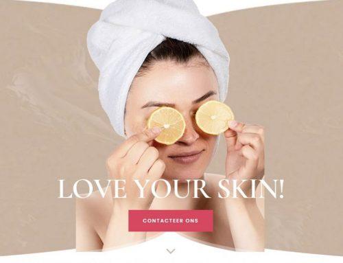 Website Beauty Secrets By Shirley